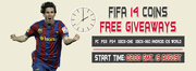 How to join safewow Summer Holiday Free 245000K fifa coins giveaway?