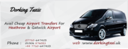 Dorking Taxis,  second name of affordability