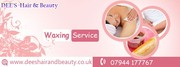 Smooth waxing services for the smoother skin