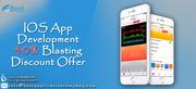 Appreciable discount of 40% on iOS App Development
