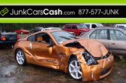 Sell Junk Car For Cash On the Spot With Junkcarscash.com