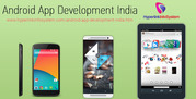Android App Development India services at $15/hour Rates