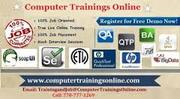 QTP Online Training and Placement in USA
