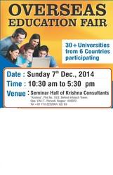 Overseas Education Fair at Nagpur