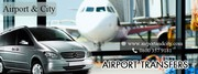 airport transfer services at discounted rates.