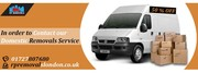 We got man and van for the domestic removals at best rates.