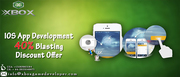 Discounted Rates being offered for iOS Apps Development