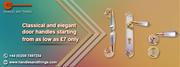 Grab an astonishing deal for elegant door handles